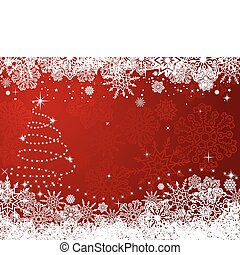 Christmas background - Christmas or new year background for...