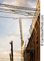 Construction Industry - Repairs and construction project