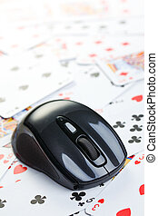 online poker gambling poker cards