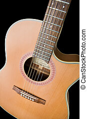 Acoustic Guitar - Acoustic steel string guitar