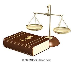Ouro, escalas, código, leis