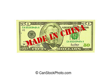 fifty dollar bill made in china - chinese made fifty dollar...