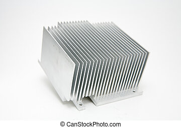 Heat Sink - Aluminum computer heat sink