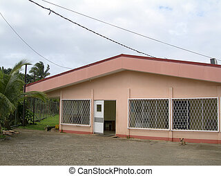 hospital clinic medical center Corn Island Nicaragua -...
