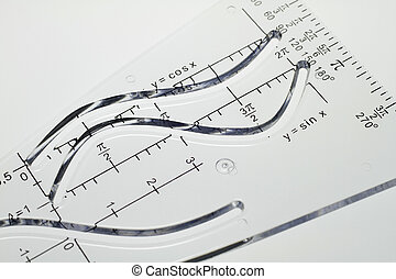 Parabolas are needed for accurate drawing at school and at...