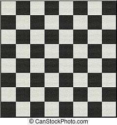 Chess Board - Computer generated chess board