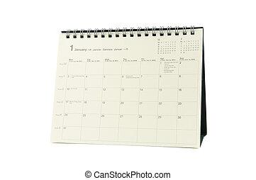 Multilingual calendar, January 2011 - Multilingual desktop...