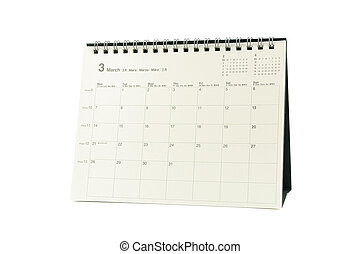 Multilingual calendar, March 2011 - Multilingual desktop...