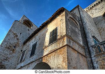 Norman Castle Conversano Apulia