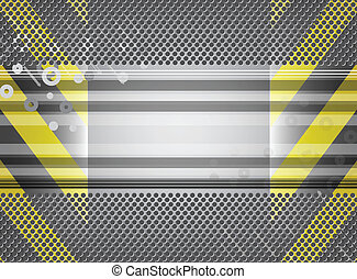 Urban style construction background vector illustration