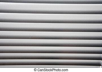 Shades - Abstract detail of window shades