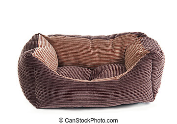 Pets' cot - Fluffy brown cot for small pets