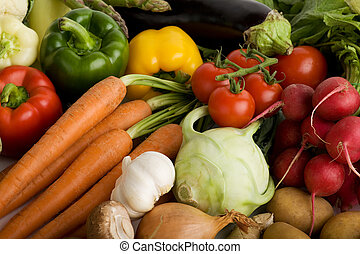 Vegetables Collection Group