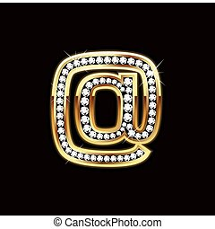 internet email sign bling