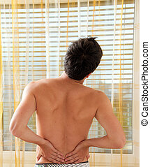 Pain in the back - Sickness caused by pain in the back...