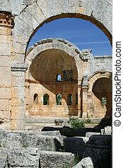 Saint Simeon Stylites Church - The Church of Saint Simeon...