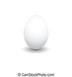 egg - white egg