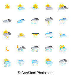 Nature and Weather icons