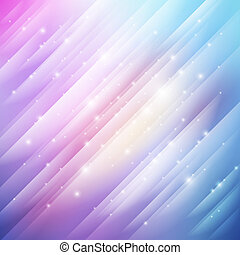 Gentle background - Bright gentle background with shinig