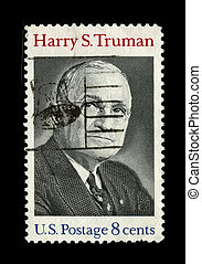 Postage stamp - USA - CIRCA 1980: A stamp printed in USA...