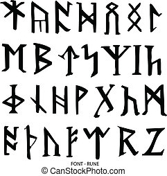 Font Rune