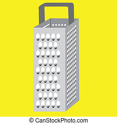 Kitchen Tool Box Grater