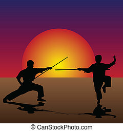 Martial Arts in the Twilight