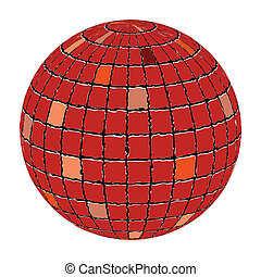 ceramic tiles sphere
