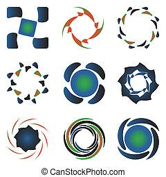 various design elements collection