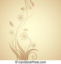 floral design , vector illustration