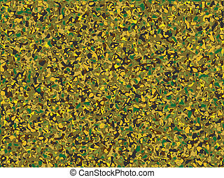 colored abstract camouflage texture, vector art illustration