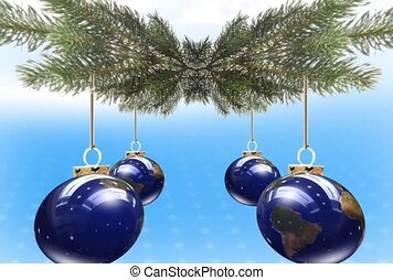 Earth Ornaments