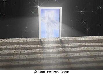 Doorway to the Night