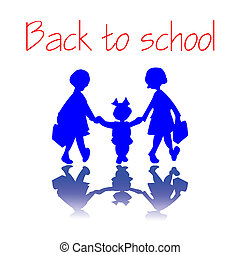 back to school girls