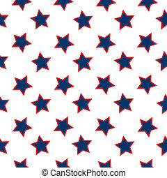 american stars flag pattern, abstract seamless texture;...