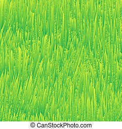fresh grass texture, abstract art illustration