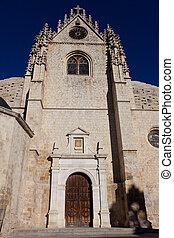 Cathedral of Palencia, Castilla y Leon, Spain