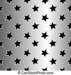 metallic stars texture