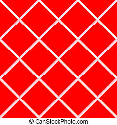 red seamless ceramic tiles