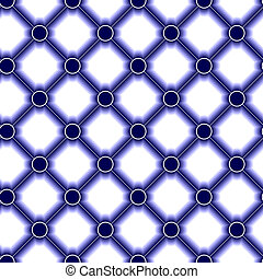 round and square ceramic tiles