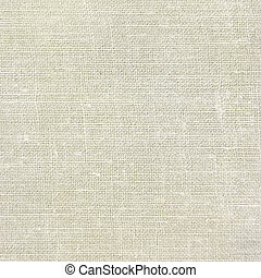 Natural vintage linen burlap texture background, tan, beige