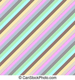 Stripes oblic