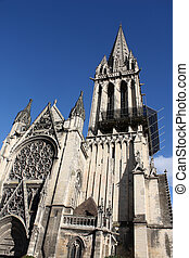 Cathedral Saint-Pierre of Caen