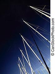 masts - boad masts