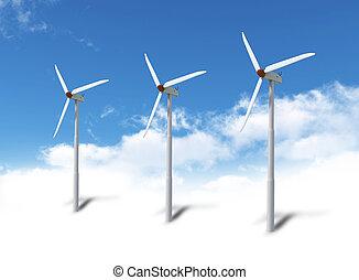 mills - wind mills