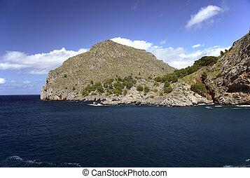 majorca landscape
