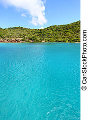 Brewers Bay of Tortola - A beautiful sunny day at Brewers...