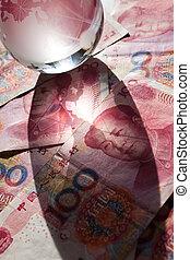 Globe and Yuan