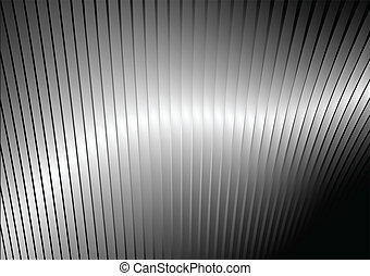 Metal shiny vector background