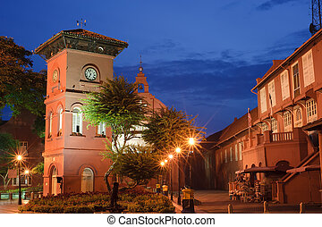 ランドマーク,  malacca